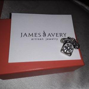 Retired james.avery charm